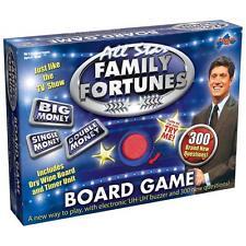 All Star Familia Fortunes PROGRAMA DE TV Juego MESA electrónica ZUMBADOR & Timer