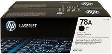 HP CE278AD Print Cartridge for LaserJet Printer - Black (pack of 2)