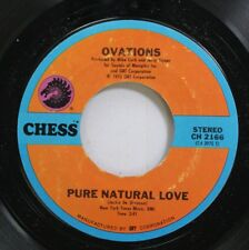 Hear! Northern Soul 45 Ovations - Pure Natural Love / Gotta Move On On Chess