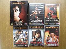 COFFRET DE 5 DVD JACKIE CHAN