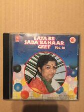 Lata Ke Sada Bahaar Geet Vol 10 - Bela Sulakhe Bollywood Rare SVCD 1080