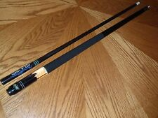 CITY OF LIGHTS CUE AND CASE COMBO POOL STICK  - NEW 19 oz 58""