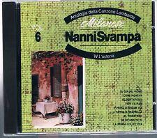 NANNI SVAMPA  MILANESE vol:  6 CD ACDOR 49220/2