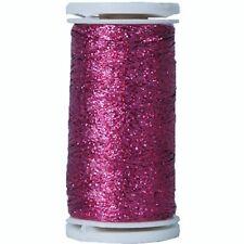 Metallic Pink Machine Embroidery Thread (2 spools)