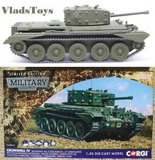 Corgi 1/50 Cromwell IV 2nd Armoured Welsh Guards 1:50 Corgi DieCast Tank CC60613