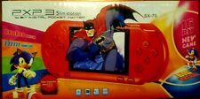 Mini PXP3 SX-70 HandheldBlue Game Console 16 Bit Retro Mario TV Video Gaming USB