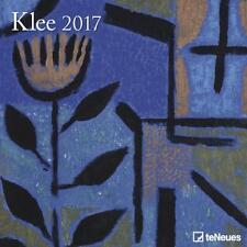 CALENDRIER 2017 - KLEE - 30 x 30 cm