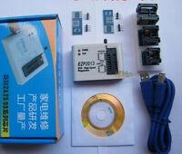 EZP2013 USB  Programmer SPI 24 25 93 EEPROM Flash Bios Chip + Software +Socket