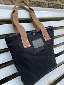 Carradice Waxed Cotton Tote Bag