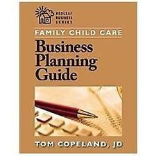 Redleaf Business: Family Child Care Business Planning Guide by Tom Copeland...
