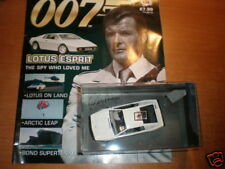 James Bond 007  Lotus Esprit  The Spy Who Loved Me