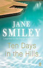 Ten Days in the Hills, Jane Smiley Paperback - FREE DELIVERY