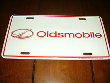 OLDSMOBILE LICENSE PLATE -BRAND NEW- GM OFFICIAL LICENSED PRODUCT
