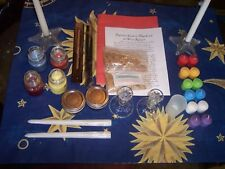 BEGINNING WITH MAGICK KIT---Wicca Religion---Supplies & Complete Instructions