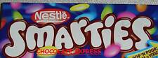 48 BOXES OF NESTLE SMARTIES CHOCOLATE CANDY *A CANADIAN FAVORITE* SEALED FRESH