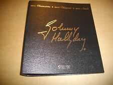 "Johnny Hallyday ""Classeur JH""  édition Atlas"