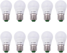 Aileming E27 3W Led Bulb Equivalent to 30W Incandescent AC12V DC12-24V Warm Pack