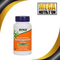 NOW Foods Ashwagandha 450mg 90 Veg Capsules | Ayurvedic Adaptogen Immune System