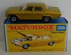 Matchbox Superfast Series 36A Opel Diplomat