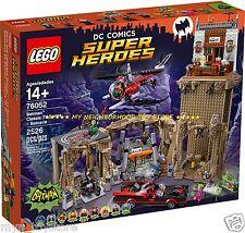 RETIRED - LEGO 76052 DC COMICS™ SUPER HEROES™ BATCAVERNA BATMAN™ CLASSIC BATCAVE