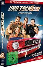 7 DVDs * UND TSCHÜSS ! - DIE KOMPLETTBOX # NEU OVP &