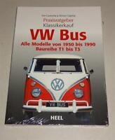 Praxisratgeber Klassikerkauf VW Bus / Transporter / Bulli T1 / T2 / T3 1950 - 19