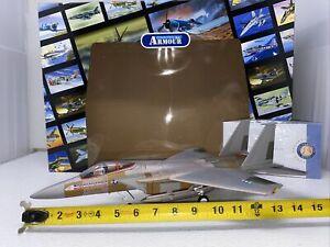 1/48 Franklin Mint  McDonnell Douglas F-15 Streak Eagle Part # B11E388 HUGE