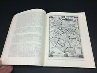 Vintage 1967 Land Ownership Maps A Checklist of Nineteenth Century Book 86 Pages