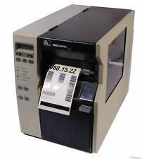 Zebra 140Xi-III Plus 140-741-00000 Thermal Barcode Label Printer USB Network