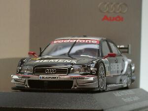 Minichamps Audi A4 DTM 2005 Capello #18 Werbemodel - 1:43