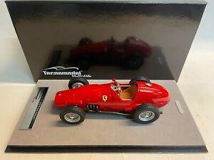 Tecnomodel Ferrari 625 F1 press version 1955 1/18 TM18-126A