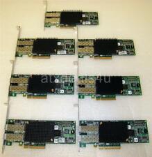 Dell/Emulex C856M Lpe12002-E Fc Dual Port Pci-E 2.0 Hb Network Card Lot of 7