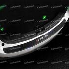 Auto Parts For Mitsubishi  Eclipse Cross Accessories Car Rear Guard Bumper Trim