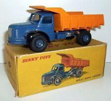 Modellini statici di auto, furgoni e camion Dinky per Berliet