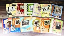 Lot Of 12 Kid Activity Kits Life Lessons Once Upon A Family Respect Sharing *NEW