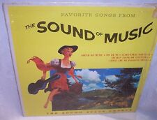 Sound of Music by Sound Stage Chorus Vinyl Record