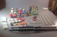 Vintage Lot Of Playmobil Geobra Figures Men Women Toys & Parts, 1970's-1980's