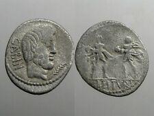 Tituria 2 Silver Denarius_Roman Republic_Roman Rape Of The Sabine Women