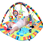 Baby Activity Blanket Infant Musical Blanket With Bracket Baby Crawling Mat New