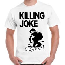 Killing Joke Requiem Punk Noise Rock Retro T Shirt 1626