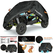 NEVERLAND Utility Vehicle Storage Cover Side-by-Side For Polaris RZR XP 900 1000