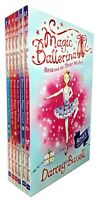 Darcey Bussell Collection Magic Ballerina Rosa Magic(7-12) 6 Books Set BRAND NEW