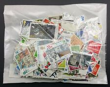 GB Kiloware Mixture, 50 grams Off Paper, Approx 500 Stamps Inc Commems, Wildings