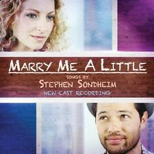 Marry Me A Little/ N.C.R. - New Cast Recording (2013, CD NEU)