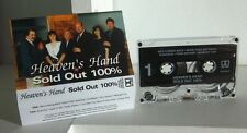HEAVEN'S HAND Sold Out 100% cassette tape 1980s Tennessee gospel ministry