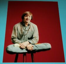 Peter Tork / Monkees / 8 x 10 Color Photo