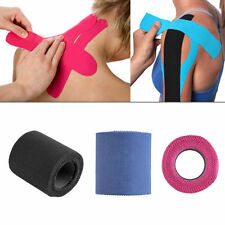 1 Roll 5cm x 5m Kinesiology Sports Elastic Tape Muscle Pain Care Therapeutic TR