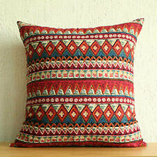 """18""""x45cm Red CLASSIC,PERSIAN STYLE,ANTIQUE Sofa Throw Pillow Case Cushion Cover"""