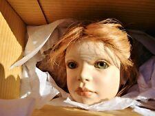 """22"""" PAMELA ~ ZOFIA & HENRY ZAWIERUSZYNSKI Porcelain Doll 294/500"""