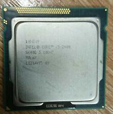 Intel Core i5 2400 Quad core 3.1GHz SR00Q CPU